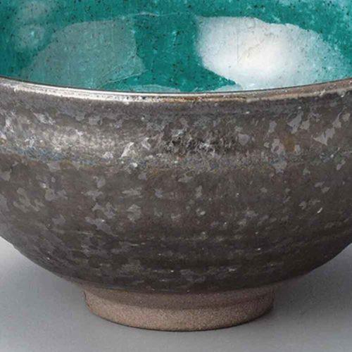 Japanese Authentic Matcha Bowl Asagi 2