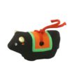 Japanese zodiac sign pottery bell ox