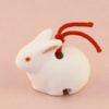 Japanese zodiac sign pottery bell rabbit 2