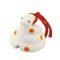 Japanese zodiac sign pottery bell snake 2