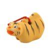 Japanese zodiac sign pottery bell tiger