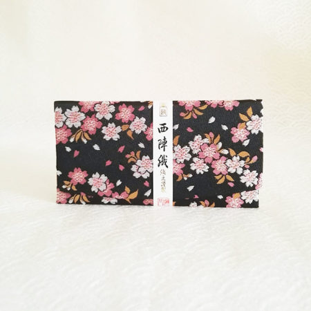 Kimono-Wallet-(long)-Black-Sakura