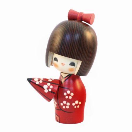 Kokeshi doll Amayadori 1