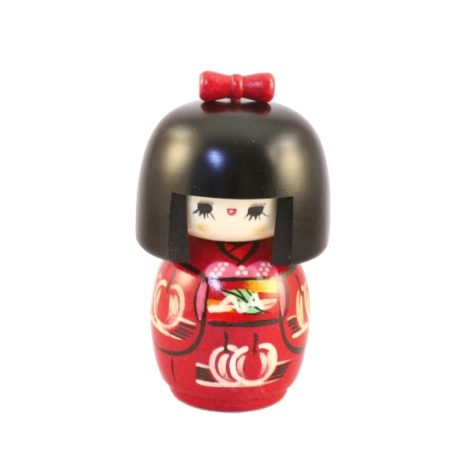 Kokeshi doll Chigo 2