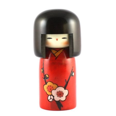 Kokeshi doll Hana no uta 1