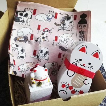 Maneki-neko-gift-box