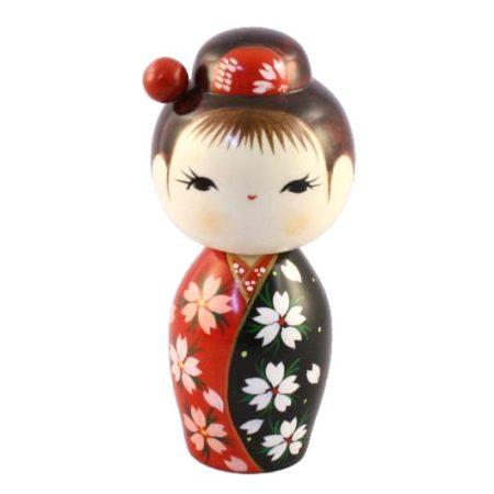 Kokeshi doll Haruka 1