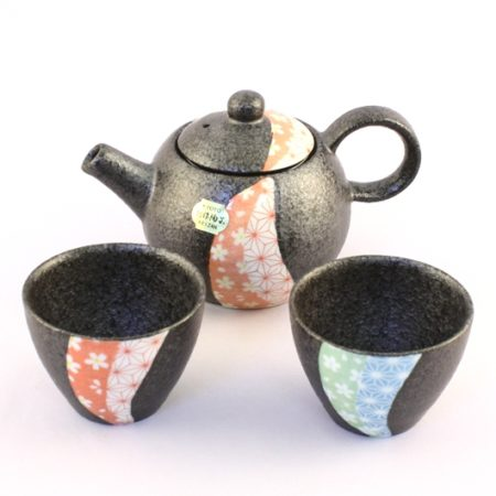 Japanese tea set Hanasashiko 1
