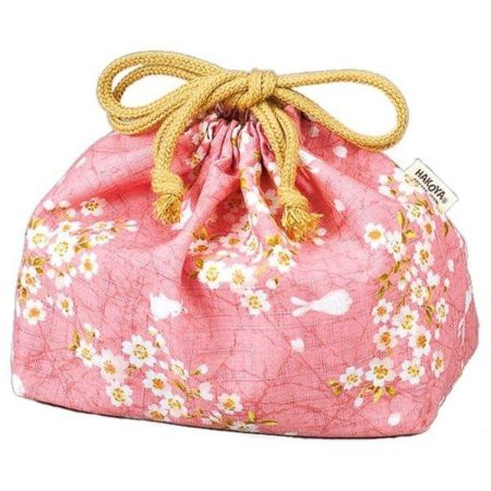 Sakura Bunny cotton Bag 1