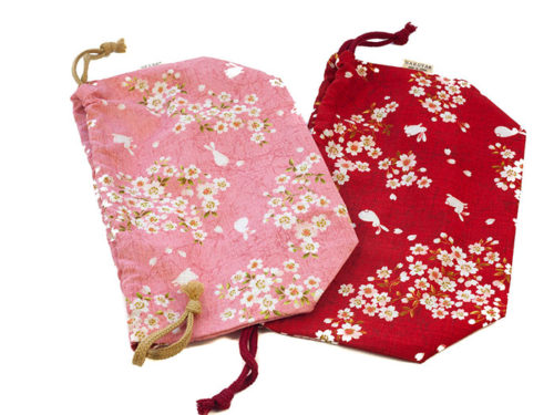 Sakura-Bunny-cotton-Bag-Pink-&-Red-2