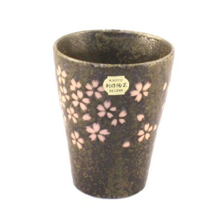 Sakura free cup brown 1