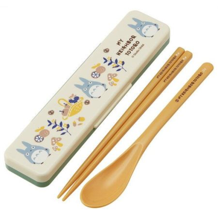 Totoro Spoon & Chopsticks set