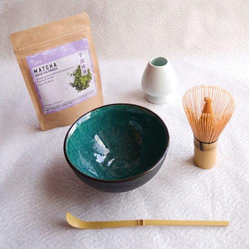 Japanese-Matcha-tea-set
