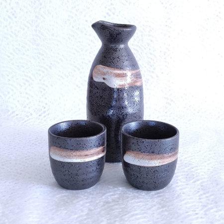 Japanese-Sake-set-Kurofuki-1