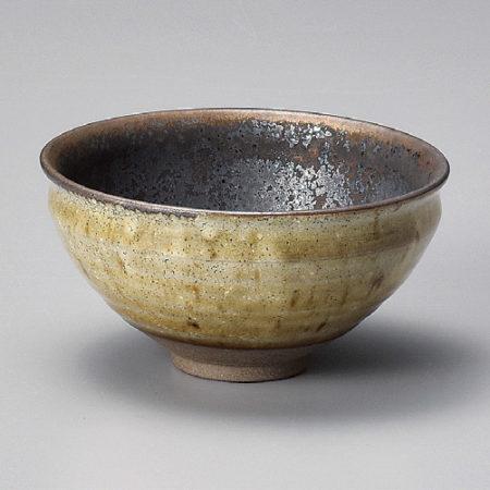 Japanese authentic Matcha bowl Kakishibu