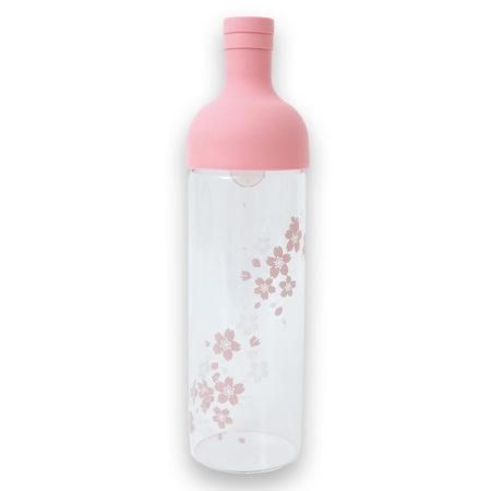 Hario Filter in bottle 750ml Sakura Pink