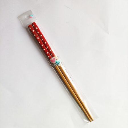 Bamboo-chopsticks-dots