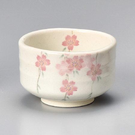 Japanese authentic Matcha bowl Itozakura