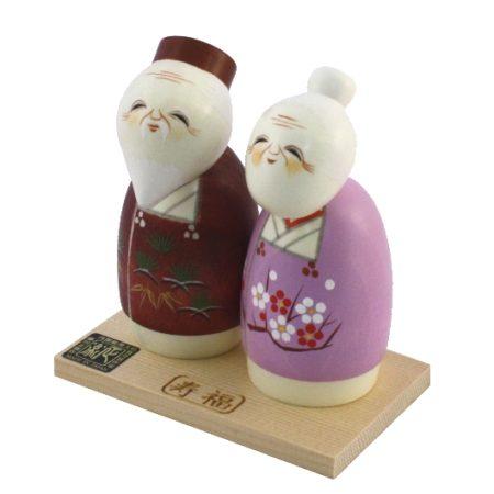 Kokeshi doll Jufuku