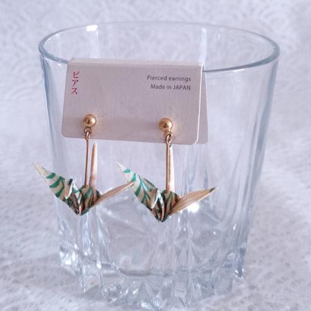 Origami-earring-crane-D