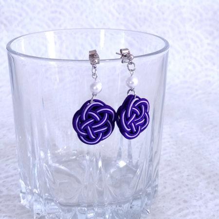 Mizuhiki-earrings-Fujii