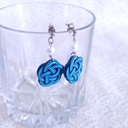 Mizuhiki-earrings-Umi