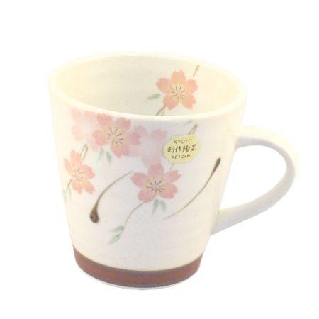 Sakura mug cup pink 2