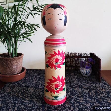 Vintage-Naruko-Kokeshi-doll-30cma