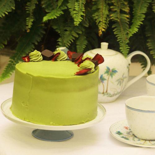 Matcha-cake-(Vegan-&-GF)-2