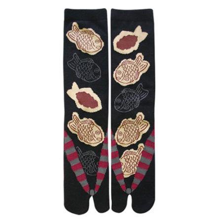 Tabi-socks-Taiyaki